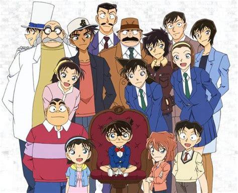 best anime detective movies top 10 detective conan characters best list