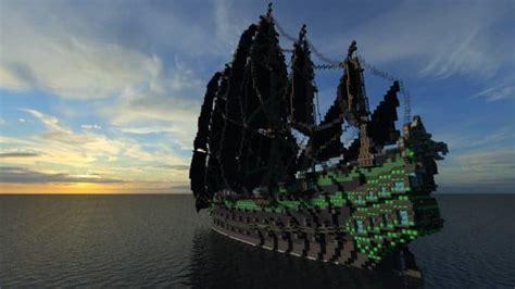 pirate galleon full interior minecraft building