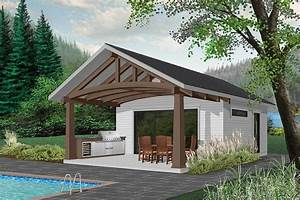 Plan, 22497dr, Tiny, House, Living, In, 2021