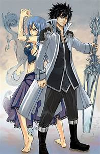 Gray and Juvia as cover for chapter 283 - Juvia x Gray ...