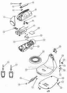 Sunbeam 2367 Parts List And Diagram   Ereplacementparts Com