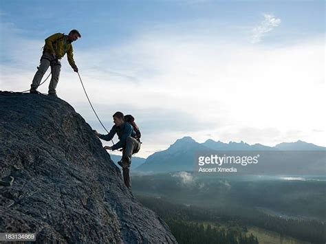 Mountain Climbing Stock Photos Pictures Getty Images