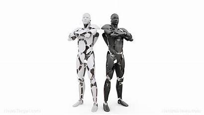 Robots Robotics Human Bipedal Robot Humans Technology