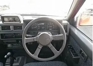 Jdm Right Hand Drive 1991 Nissan Datsun Diesel Truck 4
