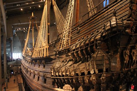 vasa ship museum vasa museum stockholm is it worth a visit wander