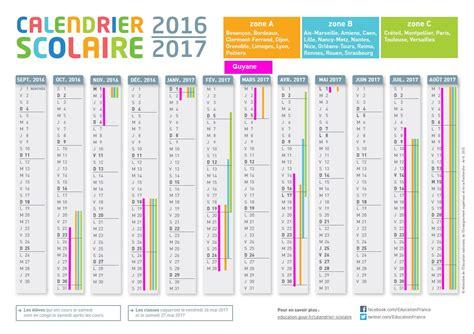calendrier scolaire fsu guyane