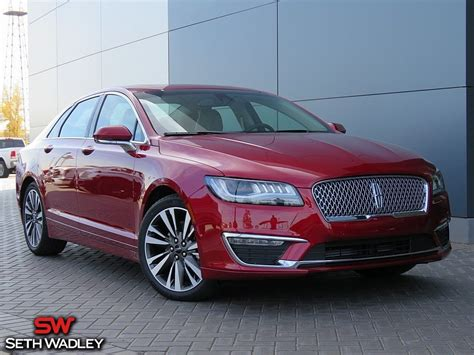2019 Lincoln Mkz Sedan by 2019 Lincoln Mkz Reserve Fwd Sedan For Sale Pauls Valley