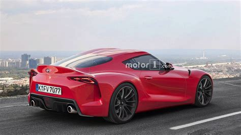 toyota supra confirmed  offer   cylinder option
