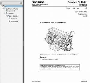 Volvo Truck Operator U2019s Manual Maintenance And Engine Pdf