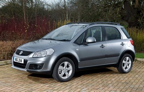 Suzuki SX4 - Used car buying guide   Parkers