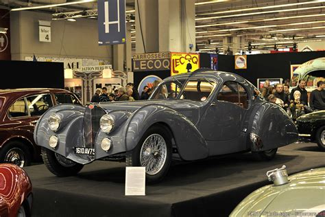 The bugatti type 57 and later variants (including the famous atlantic and atalante) was an entirely new design by jean bugatti, son of founder ettore. 1936 Bugatti Type 57SC Atlantic Gallery | | SuperCars.net