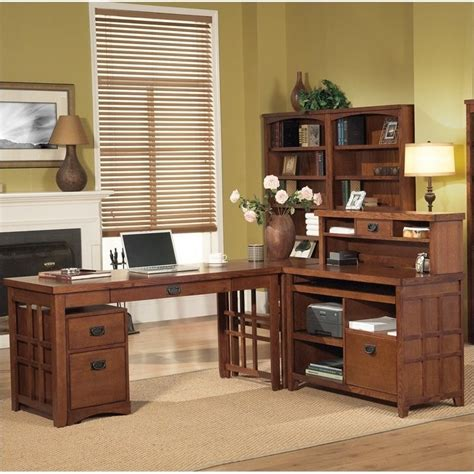 Office Supplies Pasadena by Kathy Ireland Home By Martin Mission Pasadena 4 L