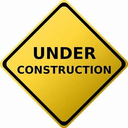 Construction Clipart Site Clip Signs Clipartpanda Terms