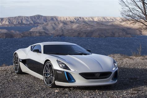 Rimac's Concept One Gets An Upgrade To 1,224-hp For 2017