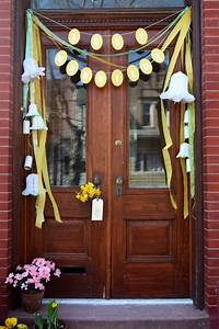 Newlywed's Front Door Surprise DIY