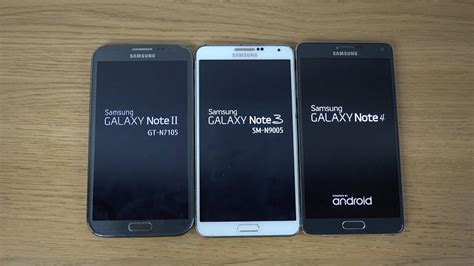 samsung galaxy note 4 samsung galaxy note 3 samsung galaxy note 2 which is faster 4k