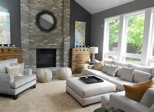 Awesome pouf ottoman decorating ideas for Living room ottoman ideas