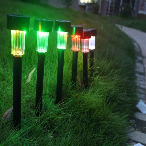 outdoor household solar lights led induction lawn l