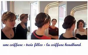 Tuto Coiffure Cheveux Court : une coiffure trois filles le retour des tuto coiffure ~ Melissatoandfro.com Idées de Décoration