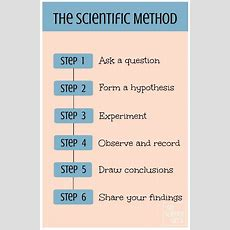 17 Best Images About Scientific Method On Pinterest  Scientific Method Experiments, Activities
