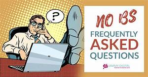 A Web Design FAQ Without the Fluff | Real Answers to Real ...