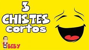 3 Chistes Cortos Mega Graciosos para Niños! Beby YouTube