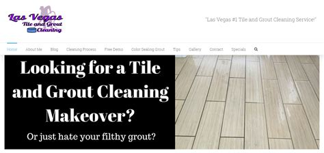 tile and grout cleaning service las vegas top picks