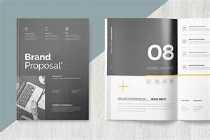 Best Invoice Templates 10 Best Project Proposal Templates For Adobe Indesign