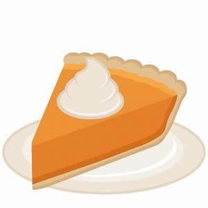 Pumpkin Pie Slice SVG scrapbook cut file cute clipart ...