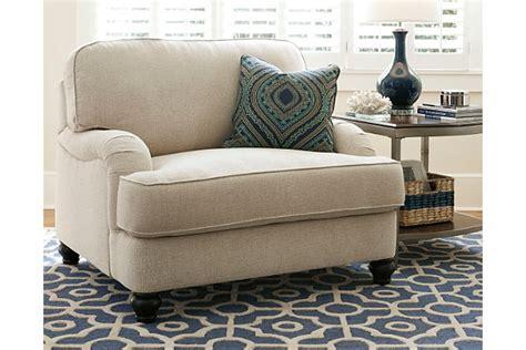 harahan oversized chair furniture homestore