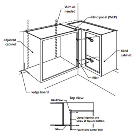 blind corner kitchen cabinet dimensions space plan diagram space free engine image for user