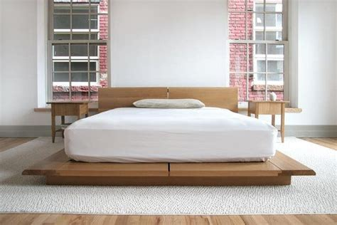 1000+ Ideas About Modern Platform Bed On Pinterest