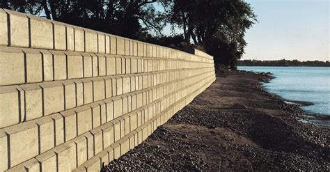 Durahold Retaining Wall by Durahold 174 Unilock
