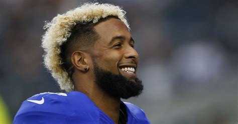 odell beckham jr pledges  donation  repair