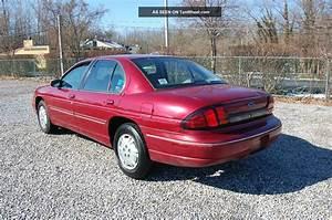 1995 Chevrolet Lumina 4 Door  3  1 6 Cylinder