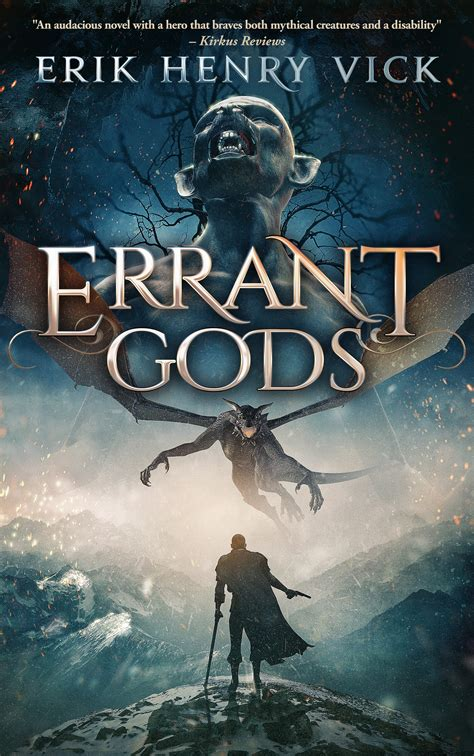 Review of Errant Gods (9780999079515) — Foreword Reviews