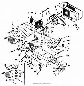Homelite Hac150e Air Compressor Ut