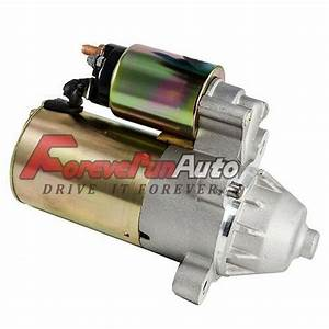 New Starter For Ford Taurus 3 0l 2000 2001 2002 2003 2004