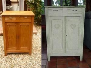 restaurer un vieux meuble bricobistro With restaurer un meuble vernis