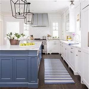 best 25 blue kitchen island ideas on pinterest blue With kitchen colors with white cabinets with framed botanical wall art