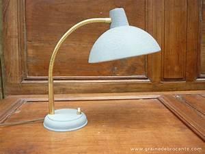 Lampe De Bureau Ancienne : lampe de bureau ancienne vintage 1960 39 s ~ Teatrodelosmanantiales.com Idées de Décoration
