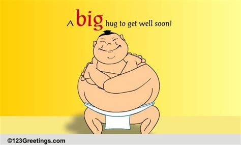 big sumo hug     ecards greeting cards