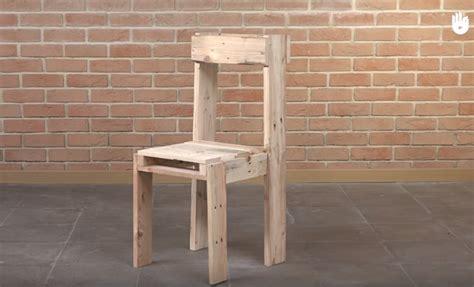 réparer une chaise en bois comment fabriquer une chaise en bois 28 images chaise