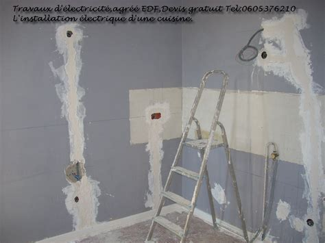 hauteur des prises dans une cuisine pourquoi rénover vos installation électriques