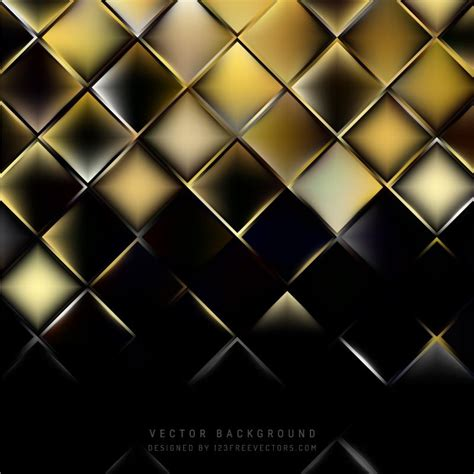 Abstract Black And Gold Background Png by Black Gold Square Background In 2019 Gold Glitter