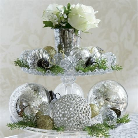 20 Ideas For A Fabulous Christmas Table Decoration In