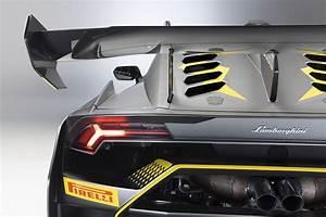 The 'New' Lamborghini Huracán Super Trofeo EVO Is Official