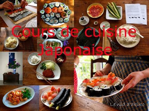cours de cuisine japonaise bordeaux le nid d 39 akiko tourisme en bourgogne
