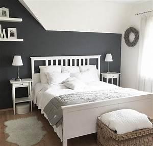ikea deko ideen schlafzimmer