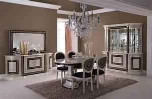 meuble salon meuble castels With deco cuisine avec mobilier de salle À manger contemporain